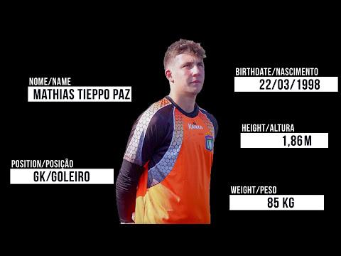 Mathias Tieppo - GK - 2016/2017