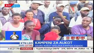Mgombeaji urais Dkt Ekuru Aukot ajitoza kukabiliana na Uhuru Kenyatta kwa uchaguzi ujao