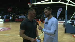 VIDEO - Judd Flavell after semi victory