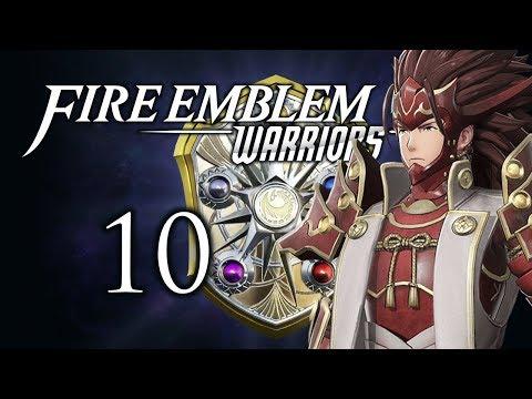 Part 10: Let's Play Fire Emblem Warriors -