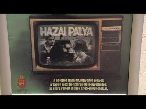 Filmvetítés a Tabánban - Hazai pálya - video preview image