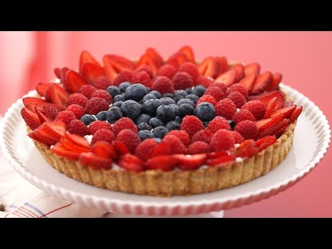 Red White and Blue Star Tart – Everyday Food with Sarah Carey