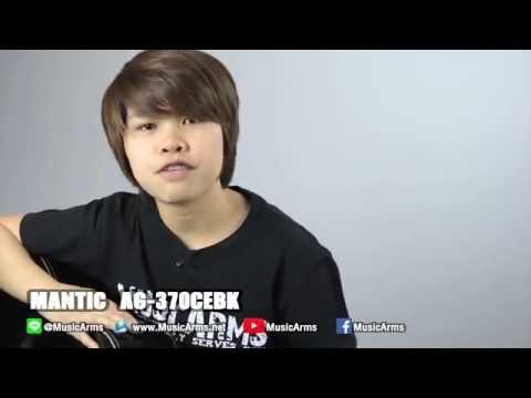 Đàn Guitar Acoustic Mantic AG370CE
