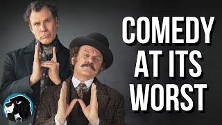 HOLMES & WATSON - Comedy At Its Worst (Cynical Reviews)