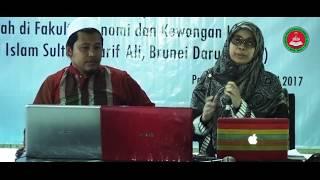 Seminar Internasional ; Pemateri Brunei Darussalam