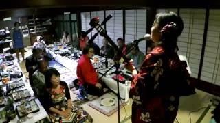 11月18日林道美有紀さん、こきりこ節。