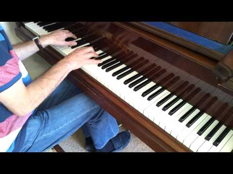 Hallelujah Amen x2 piano solo with chords