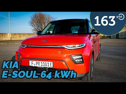 Kia e Soul 2021 - Kantig, praktisch und ÜBERRASCHEND GUT - Test von 163 GRAD