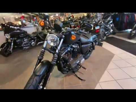 2020 Harley-Davidson Sportster Iron 883 XL883N