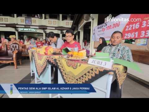 Pentas Seni Ala SMP Islam Al Azhar 6 Jaka Permai