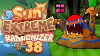 THIS GAME WENT TOO FAR LOL.. - Pokemon Sun Extreme Randomizer (Episode 38)