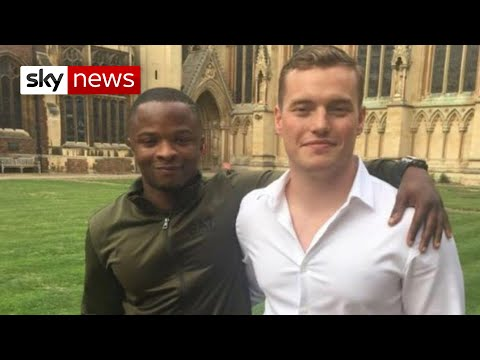 Ex-gang member says London terror victim Jack Merritt changed his life
