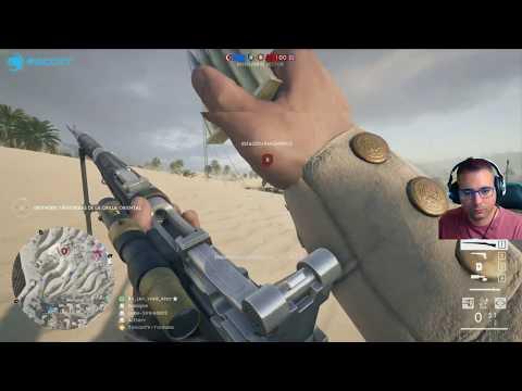 Battlefield 1 Fortaleza de Fao, Suez + Sinaí Operaciones