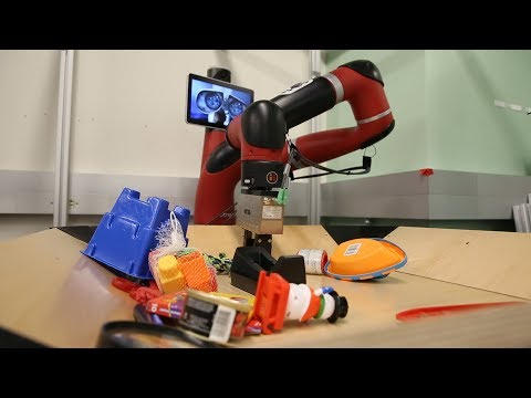 New robots can see into their future