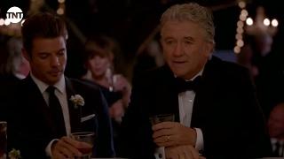 Bobby et John Ross à la reception