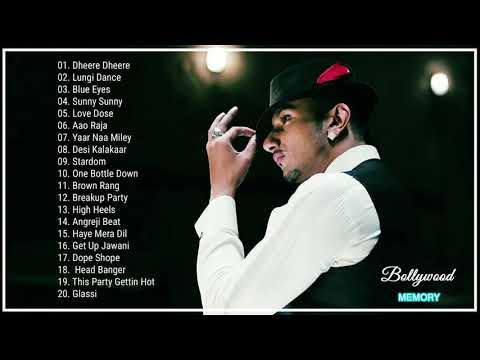 Download Best of Yo Yo Honey Singh | Top 20 Songs | Jukebox 2018 HD Mp4 3GP Video and MP3