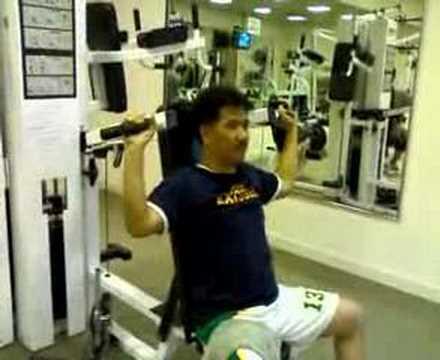 Fitness video kung paano sa alisin ang tiyan at mga hita