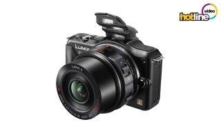 Обзор фотокамеры Panasonic Lumix GF5 фото