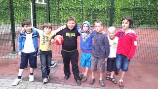 CHECHEN GUYS FROM BELGIUM JUNIOR FOOTBALL TEAM
