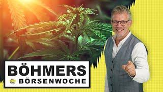 Neue Entwicklungen bei Cannabis Aktien