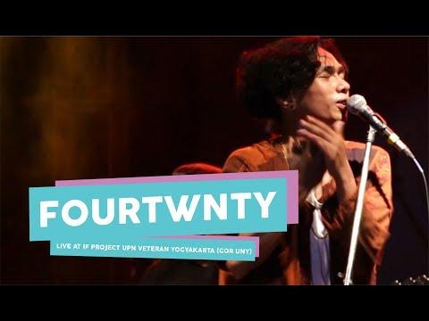 [HD] Fourtwnty - Diam Diam Kubawa 1 (live at IF PROJECT, GOR UNY, September 2017)