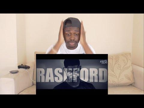 Marcus Rashford - Forever - Crazy Skills Show, Tricks, Speed, Passes & Goals - 2017   HD: Reaction