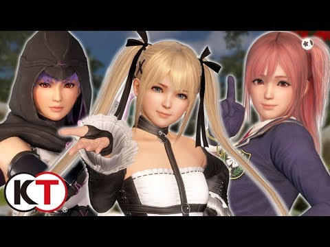 DEAD OR ALIVE 6 | Release Date Trailer thumbnail