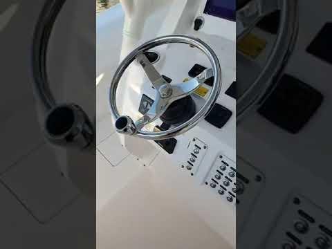 Intrepid 375 Center Console video
