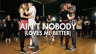 Felix Jaehn - Ain't Nobody (Loves Me Better) ft. Jasmine Thompson (Dance Video) | Choreography