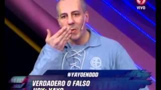 DURO DE DOMAR - VERDADERO O FALSO - YAYO - SEGUNDA PARTE 8-06-12