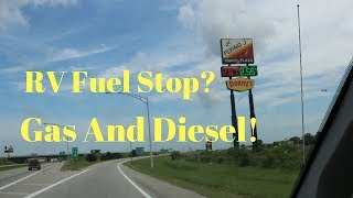 "RV Fuel Stop. ""My Pilot"" App"