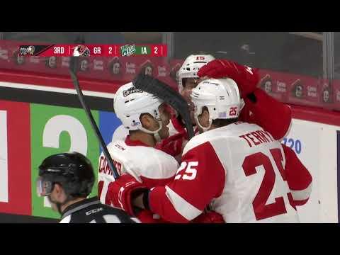 Wild vs. Griffins | Nov. 2, 2018