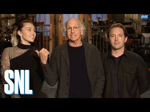 SNL Host Larry David Does Not Get Pumped