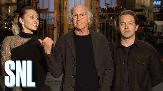 SNL Host Larry David Does Not Get Pumped