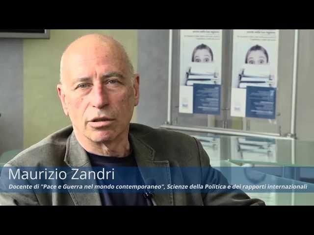 Maurizio Zandri - docente