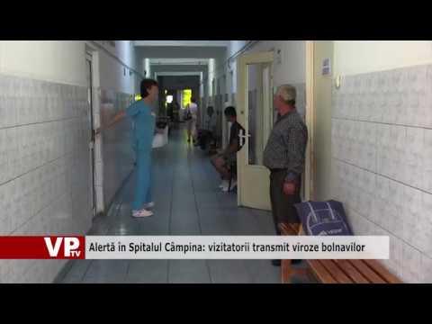 Alertă în Spitalul Câmpina: vizitatorii transmit viroze bolnavilor