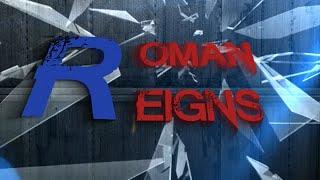 WWE Roman Reigns Custom Titantron 2015