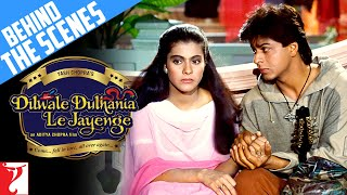 The Making of the Film -  Part 2 - Dilwale Dulhania Le Jayenge