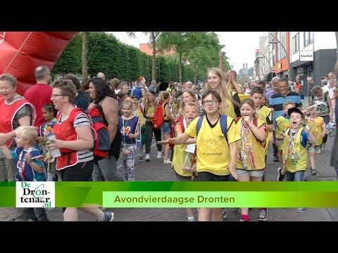 VIDEO | Vrijwel hele wandellegioen in beeld tijdens laatste meters