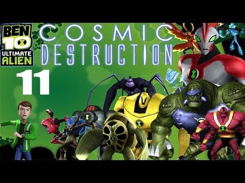 ben 10 ultimate alien cosmic destruction game free  for android