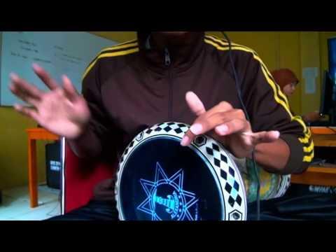 Video Cara cepat Belajar ROLL Di Darbuka #part 1