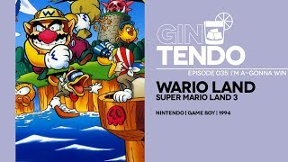 Gintendo Stream #035: Wario Land 25th Anniversary