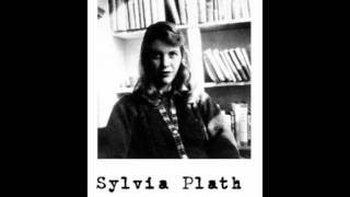 """Sylvia Plath reads """"Black Rook in Rainy Weather"""""""