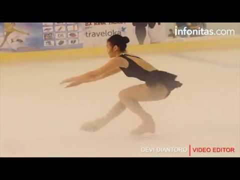 Indonesia Ice Skating Open (IISO) 2018