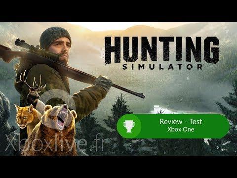 Hunting Simulator - Gameplay - Xbox One