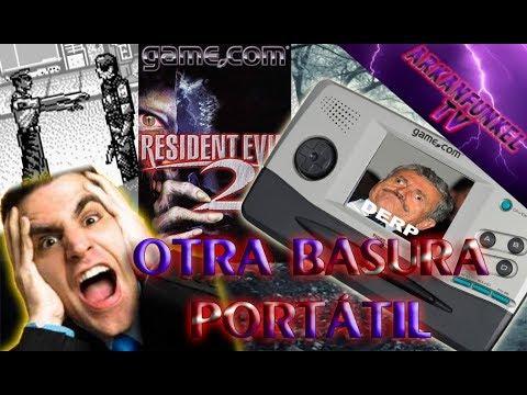 La NEFASTA Game,com y su HORRIBLE Resident Evil 2