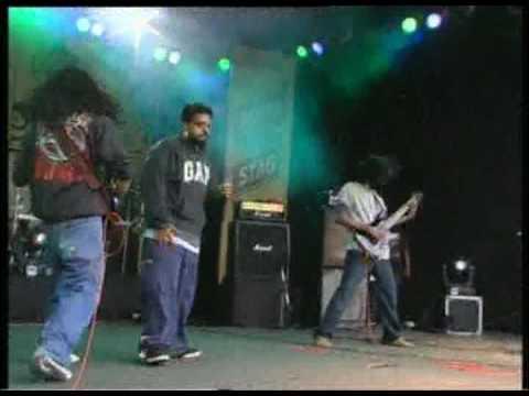Pomari Begatari (Live at Great Indian Rock Oct 2008, Shillong)