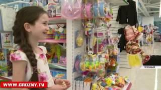 Еще 100 ребят из Аргуна  получили одежду от фонда Кадырова к празднику Ид аль-Фитр