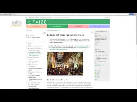 Communauté de Taizé