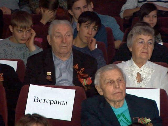 Ангарск отметил 71 годовщину снятия блокады Ленинграда